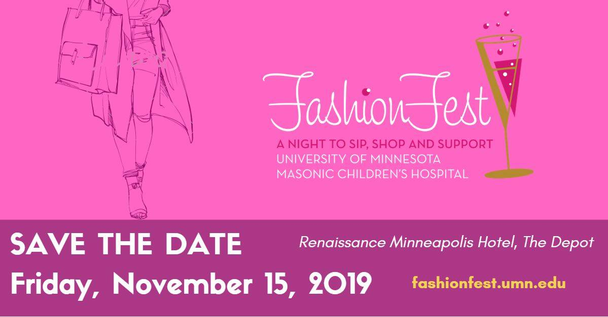 FashionFest Save the Date